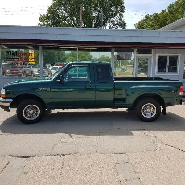 1998 Ford Ranger 2dr XLT Extended Cab Stepside SB - North Platte NE