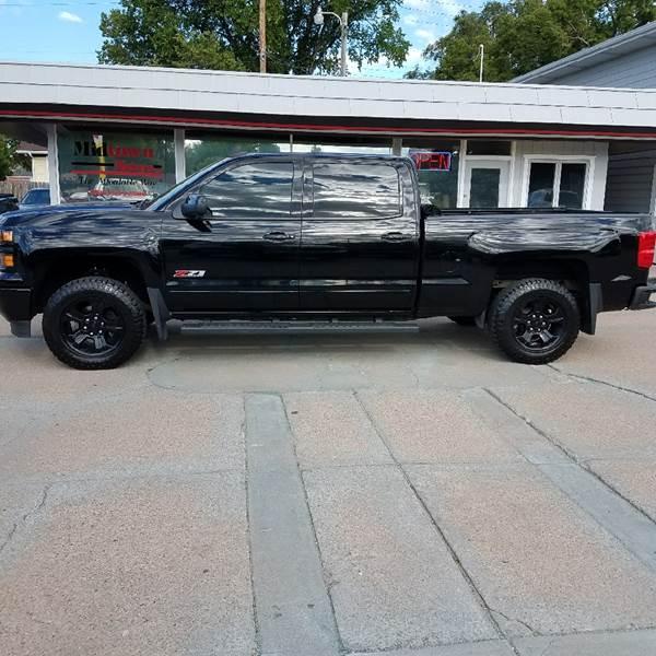 2015 Chevrolet Silverado 1500 for sale at Midtown Motors in North Platte NE