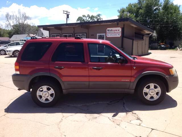 2001 Ford Escape XLT 4WD 4dr SUV - North Platte NE