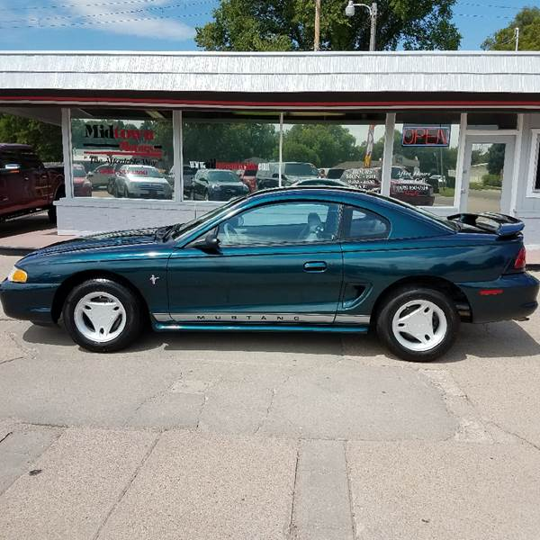 1997 Ford Mustang 2dr Fastback - North Platte NE