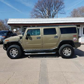 2005 HUMMER H2 for sale at Midtown Motors in North Platte NE