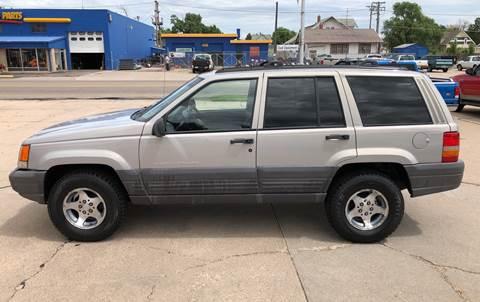 1998 Jeep Grand Cherokee for sale in North Platte, NE