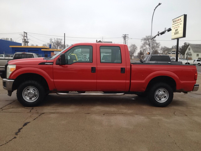 2011 Ford F-250 Super Duty 4x4 XL 4dr Crew Cab 6.8 ft. SB Pickup - North Platte NE