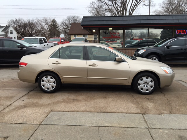 2003 honda accord lx v 6 4dr sedan in north platte ne
