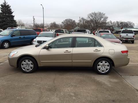 2003 Honda Accord for sale at Midtown Motors in North Platte NE