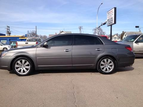 2007 Toyota Avalon for sale at Midtown Motors in North Platte NE