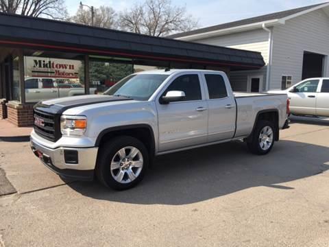 2014 GMC Sierra 1500 for sale at Midtown Motors in North Platte NE