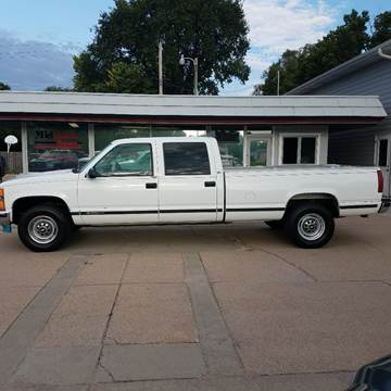 2000 Chevrolet C/K 3500 Series for sale in North Platte, NE