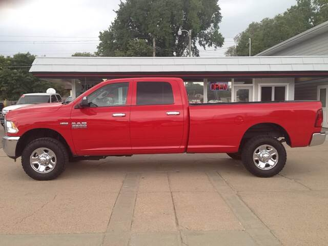 2014 RAM Ram Pickup 3500 4x4 Tradesman 4dr Crew Cab 8 ft. LB Pickup - North Platte NE