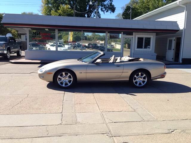 2000 Jaguar XK-Series XK8 2dr Convertible - North Platte NE