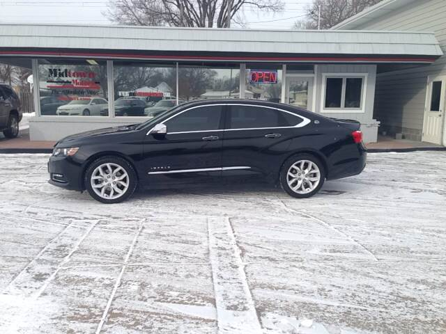 2015 Chevrolet Impala LTZ 4dr Sedan w/2LZ - North Platte NE