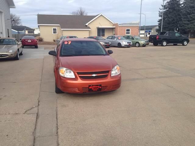 2007 Chevrolet Cobalt LS 2dr Coupe - North Platte NE