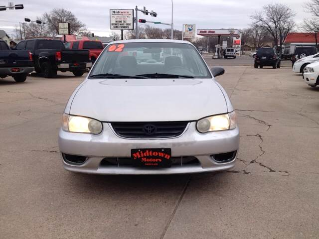 2002 Toyota Corolla CE 4dr Sedan - North Platte NE