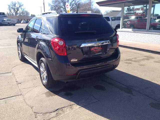 2014 Chevrolet Equinox AWD LT 4dr SUV w/1LT - North Platte NE