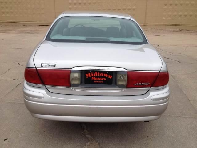 2004 Buick LeSabre Custom 4dr Sedan - North Platte NE
