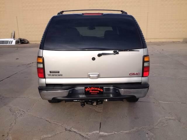 2004 GMC Yukon SLT 4WD 4dr SUV - North Platte NE