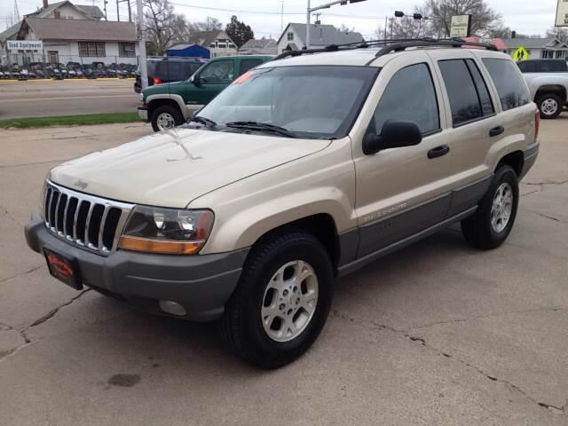 2000 Jeep Grand Cherokee 4dr Laredo 4WD SUV - North Platte NE