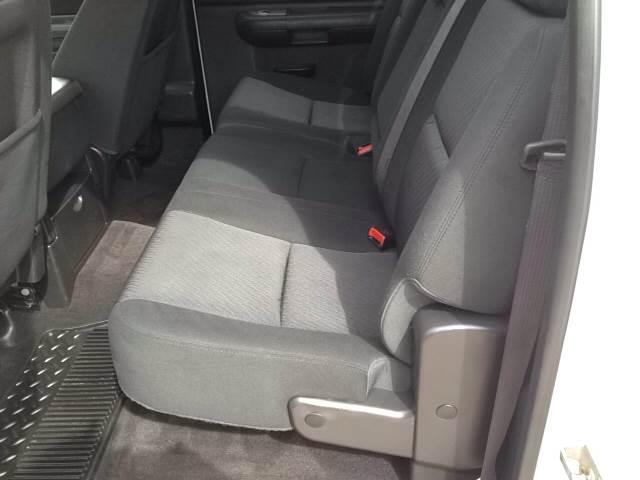 2012 Chevrolet Silverado 1500 4x4 LT 4dr Crew Cab 5.8 ft. SB - North Platte NE
