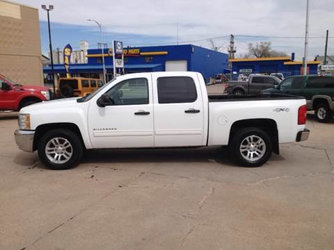2012 Chevrolet Silverado 1500 for sale at Midtown Motors in North Platte NE