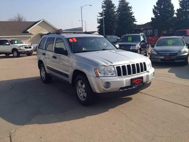 2005 Jeep Grand Cherokee 4dr Laredo 4WD SUV - North Platte NE
