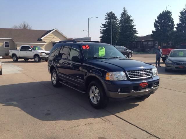 2005 Ford Explorer 4dr XLT 4WD SUV - North Platte NE
