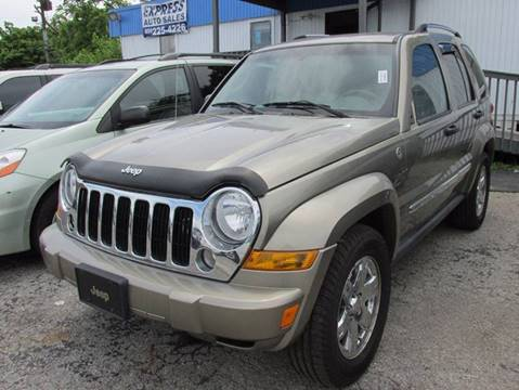 2007 Jeep Liberty for sale in Lexington, KY