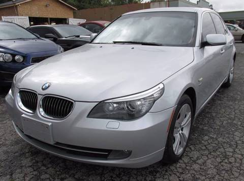 2009 BMW 5 Series For Sale In Lexington KY