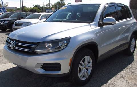 2012 Volkswagen Tiguan for sale in Lexington, KY