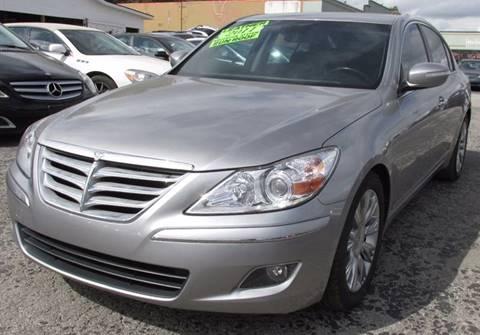 2011 Hyundai Genesis for sale in Lexington, KY