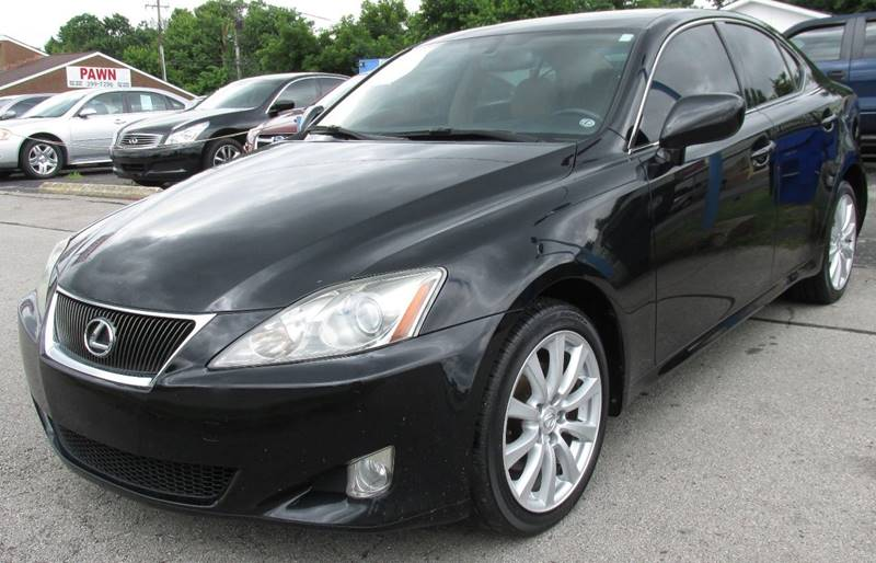 2008 Lexus IS 250 AWD 4dr Sedan   Lexington KY