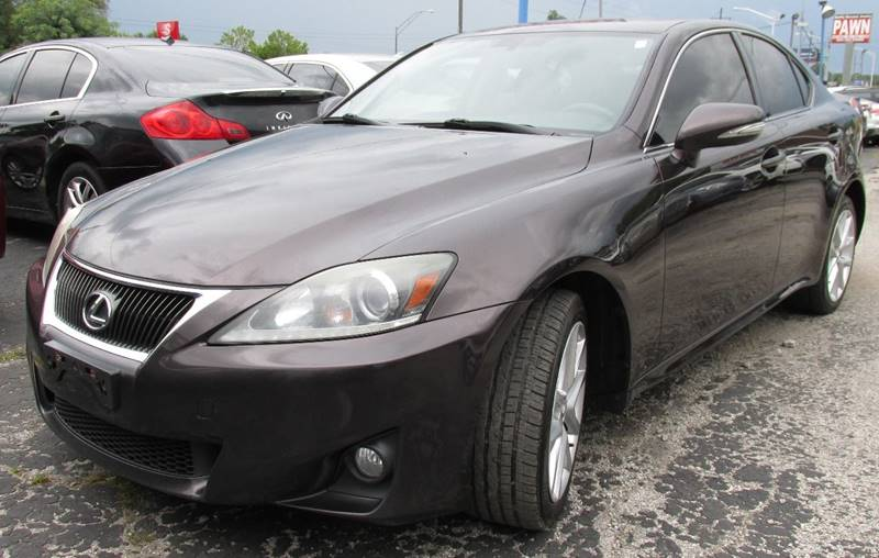 2012 Lexus IS 250 AWD 4dr Sedan   Lexington KY