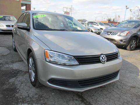 2014 Volkswagen Jetta for sale in Lexington, KY