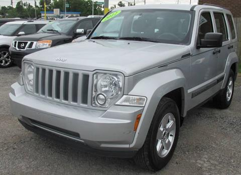 2012 Jeep Liberty for sale in Lexington, KY