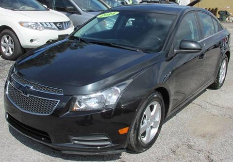 2014 Chevrolet Cruze for sale in Lexington, KY