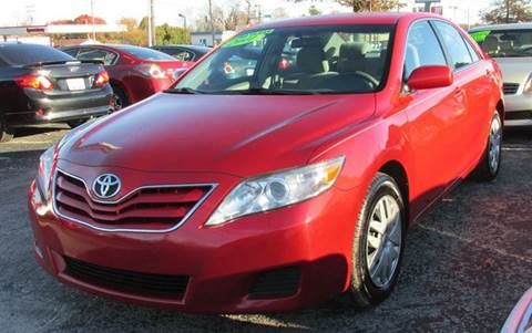 2011 Toyota Camry for sale in Lexington, KY