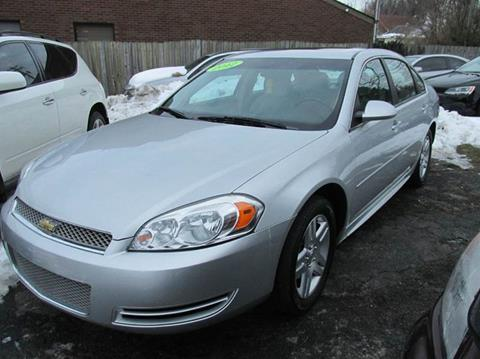2012 Chevrolet Impala for sale in Lexington, KY