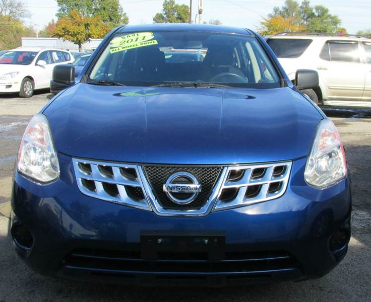2011 Nissan Rogue S AWD 4dr Crossover In Lexington KY  Express