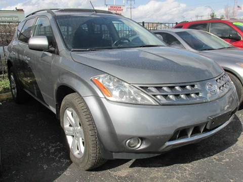 2007 Nissan Murano for sale at Express Auto Sales in Lexington KY