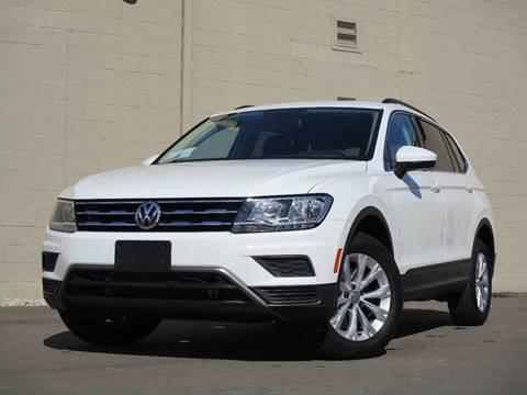 2019 Volkswagen Tiguan for sale in Royal Oak, MI