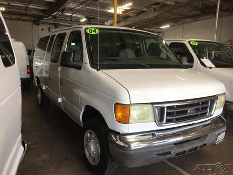 2004 Ford E-Series Wagon for sale in Fountain Valley, CA