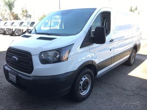 2016 Ford Transit Cargo for sale in Fountain Valley, CA