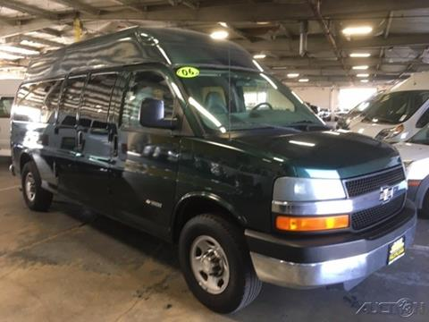 2006 Chevrolet Express Cargo for sale in Fountain Valley, CA