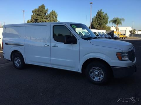 2012 Nissan NV Cargo for sale in Fountain Valley, CA