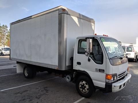 2005 GMC W4500 for sale in Fountain Valley, CA