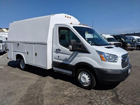 2015 Ford Transit Chassis Cab for sale in Fountain Valley, CA