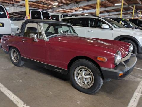 1976 MG Midget for sale in Fountain Valley, CA