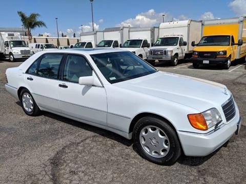 1993 Mercedes-Benz 600-Class for sale in Fountain Valley, CA