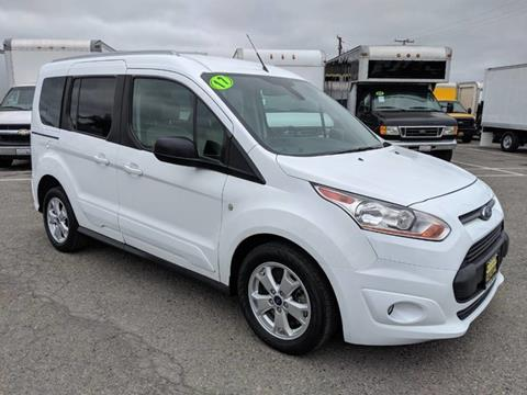 2017 Ford Transit Connect Wagon for sale in Fountain Valley, CA