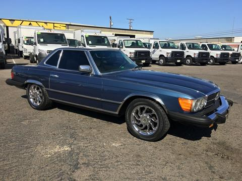 Mercedes Benz Long Beach >> Used Mercedes Benz 450 Sl For Sale In Long Beach Ca