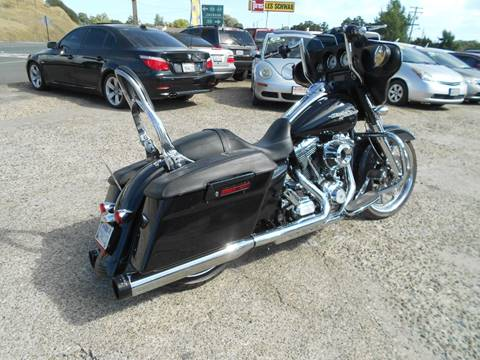2013 Harley-Davidson Street Glide for sale in Jackson, CA